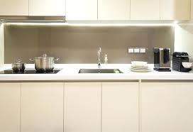 cuisine en verre blanc cuisine credence verre prix dune cracdence cuisine inox verre http