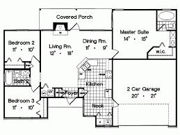 2 car garage sq ft 3 bedroom 2 bath 2 car garage floor plans 116 best house plans