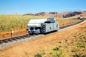 forget elon u0027s batteries u2014fix the grid with a rock filled train on a