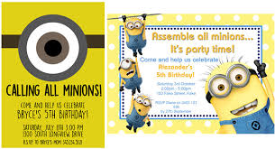 diy minion invitations minions party invitations theruntime