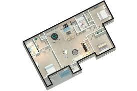 100 luxury apartment floor plan 4 bedroom apartment floor
