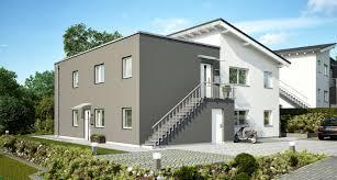 Grundst K Und Haus Mehrfamilienhaus Bauen Individuell Geplant Kern Haus