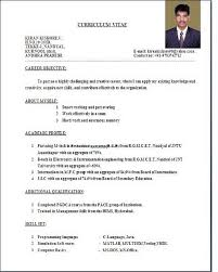 standard format resume http www teachers resumes au whether you are