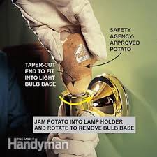 oven light cover stuck how to remove a broken light bulb family handyman
