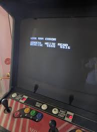 Neo Geo Arcade Cabinet Well Crap Anyone Familiar With Neo Geo Mvs 4 Slot Work Ram Error