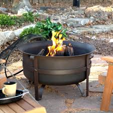 fire pits heater propane antique bronze and stainless steel fire