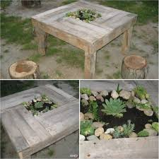 Cooler Patio Table Diy Patio Table With Built In Wine Coolers Home Design