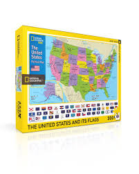 United States Map Puzzle by The Usa Kids Map U2013 New York Puzzle Company