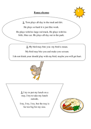 phonic comprehension worksheets ks1 yr 2 by pandapop25