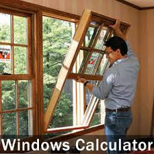 Free Window Replacement Estimate by Replacement Windows Calculator