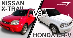 2015 nissan x trail debuts nissan x trail vs honda cr v crossover suv comparison review