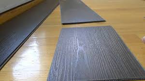 Unilock Laminate Flooring Mohawk Simplesse Floating Vinyl Plank Flooring Youtube