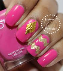 we heart nail art refined and polished