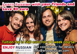 learn russian in russia language