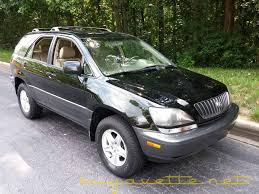 2000 lexus rx300 reviews 2000 lexus rx300 for sale at buyavette atlanta