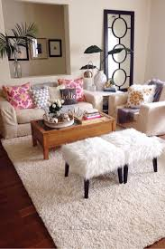 apr 21 decorating with bright colors white coffee tables white