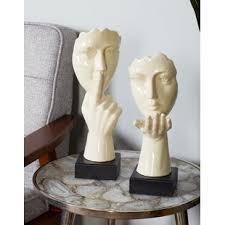 bust sculptures you ll wayfair