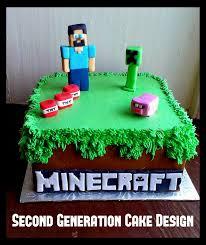 minecraft birthday cake ideas minecraft birthday cake toppers photograph best birthday