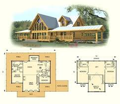 cabin home plans with loft open loft house plans log home and log cabin floor