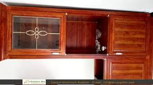 aluminum cabinet u0026 aluminum profile for kitchen cabinet supplier
