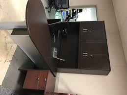 Long Desk With Drawers by Desks And Office Suites