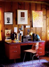Wood Paneling Walls Stenciling A Paneled Wall Yes It U0027s Possible Stencil Stories