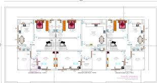 row house floor plans with dimensions home ideas prepossessing
