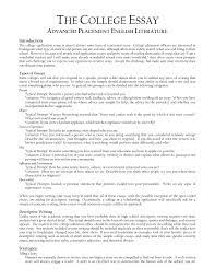 college essay examples for admission College essay examples for admission