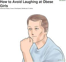 Obese Meme - avoid laughing wikihow know your meme