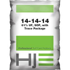 ornamental fertilizers hje professional golf courseturf