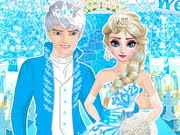 elsa wedding dress elsa wedding play the girl online