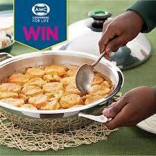 amc cuisine win an amc cookware set worth r13 750 housekeeping
