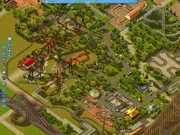 Great America Map by Six Flags Great America Downloads Rctgo