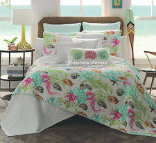Tropical Bedspreads And Coverlets Max Studio Tropical Quilts Bedspreads U0026 Coverlets Ebay
