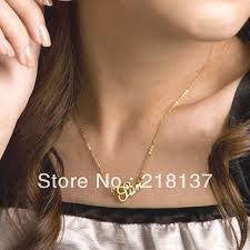 Customized Nameplate Necklace Aliexpress Mobile Global Online Shopping For Apparel Phones