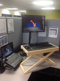Stand Up Desk Conversion Kit by Stand Up Desk Conversion