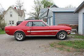 falls city mustang 1968 ford mustang base hardtop 2 door 351 five speed used ford