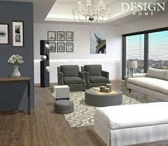 living room remake on lake michigane personal design using home