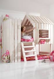 Little Girls Bunk Bed by Best 25 Playhouse Bed Ideas On Pinterest Kura Bed Kura Bed