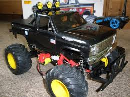 tamiya blackfoot tamiya truck posot class