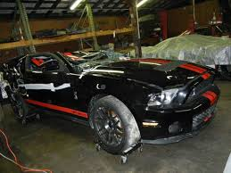 cheap ford mustang shelby gt500 for sale buy used salvage 2012 shelby gt500 ford mustang not gt350 code