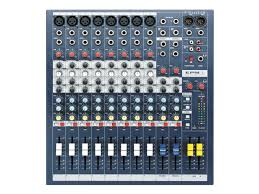 Diy Mixing Desk by Epm8 Soundcraft Professional Audio Mixers