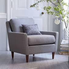Upholstered Armchair Everett Chair West Elm