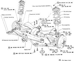 Nissan 240 Wiring Diagram Nissan 240sx Rear Suspension Diagram 240sx Suspension Package