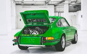 911 porsche restoration lundt restored this 2 7rs to better than spec