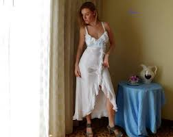 nightgowns for brides bridal nightgown etsy