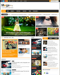 top 5 best responsive blogger templates