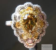 color diamonds rings images Fancy diamond rings colored wedding promise diamond jpg