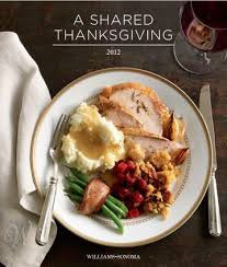 free williams sonoma a shared thanksgiving pdf cookbook the