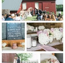 bã ro fã r architektur maryland barn wedding designed by wedding planner